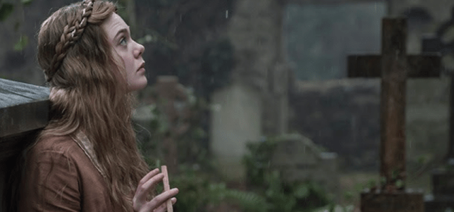 First Look At Elle Fanning's Mary Shelley