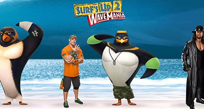Surf's Up 2: Wavemania HE Release Details – Starring WWE Superstars