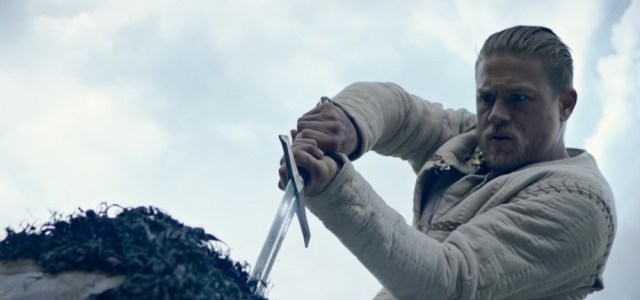 New Clip From King Arthur: Legend of the Sword Features David Beckham