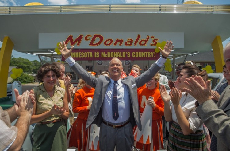 The Founder (2017) Review