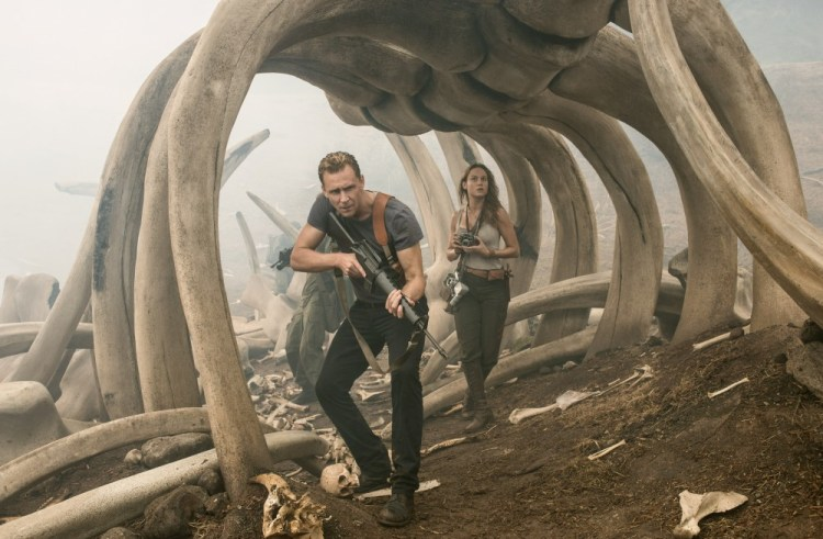 Kong: Skull Island Gets An Incredible Final Trailer