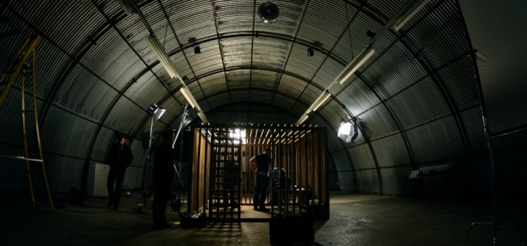 Cage Set For Amazon Prime Release