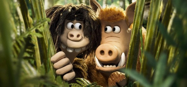 Watch: Glorious First Teaser For Aardman's Early Man