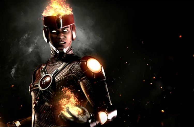 Firestorm Brings The Pain In Latest Injustice 2 Trailer