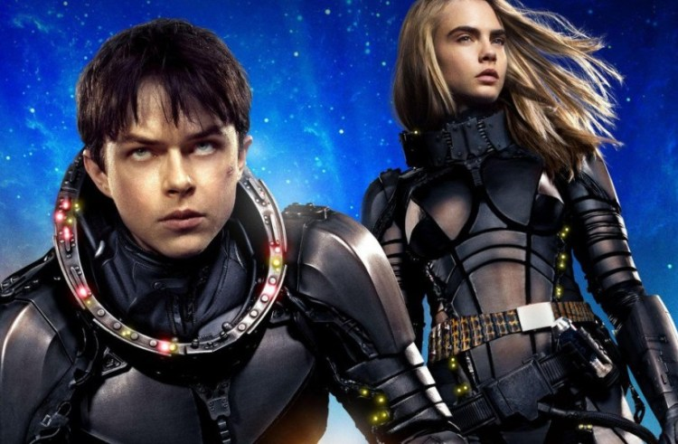 The New Valerian Trailer Is Mad – And We Love It!