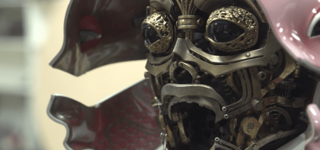 Watch: Fascinating Look At Ghost In The Shell's Props & Effects
