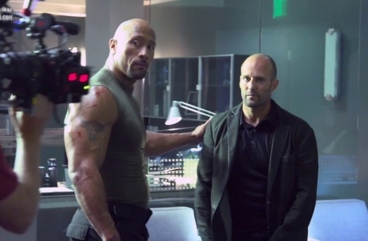 A Statham/Johnson Fast And Furious Spin-Off Could Be On The Cards!