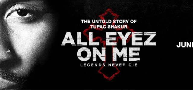 Uncover Tupac's Story In The Trailer For All Eyez On Me