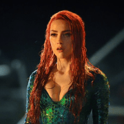 Amber Heard Sends Waves Crashing In First Look At Mera In Aquaman