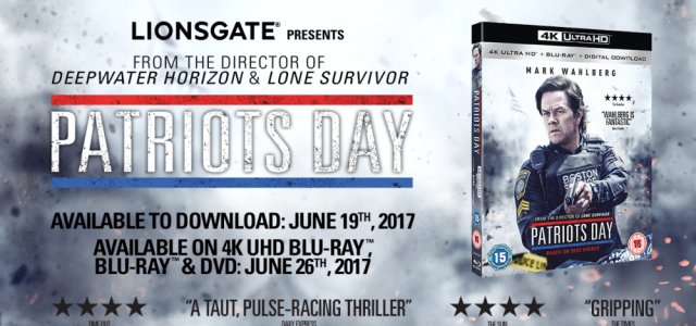 Patriots Day Home Entertainment Release Details