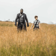 The Dark Tower International Trailer Fires In