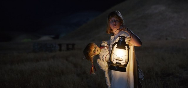 Babysitting Annabelle: Celebrities Brave The Scares!