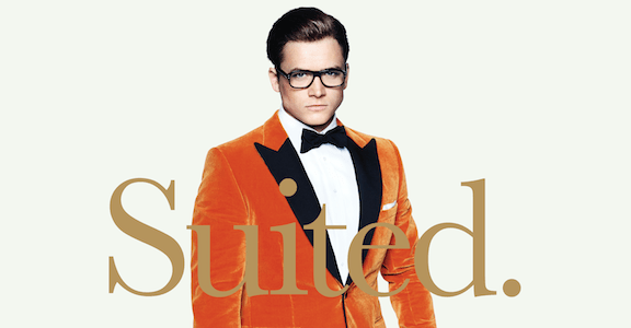 New Kingsman: The Golden Circle Poster & TV Spot