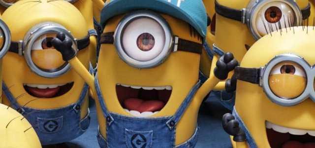 Despicable Me 3 Home Entertainment Release Details