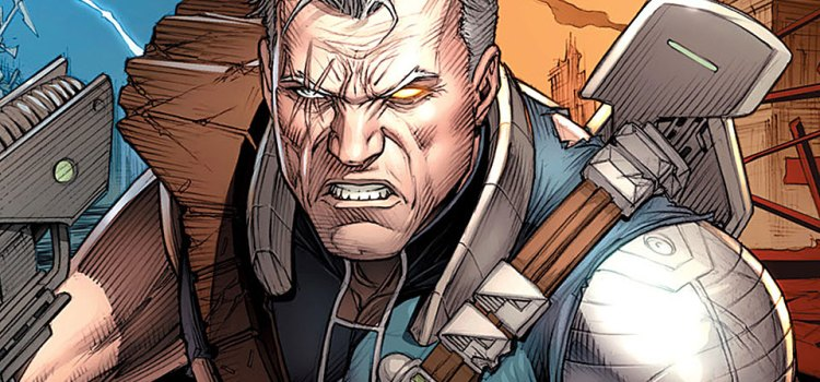 First Look At Josh Brolin's Cable For Deadpool 2 Unveiled