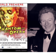 The Phantom Of The Opera Set For London Coliseum World Premiere Event