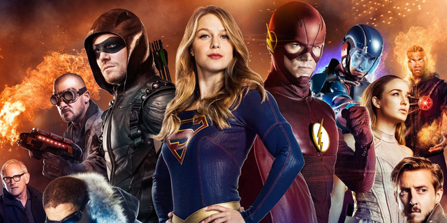 Arrow, Flash, Supergirl And Legends Of Tomorrow – Week 6 Roundup