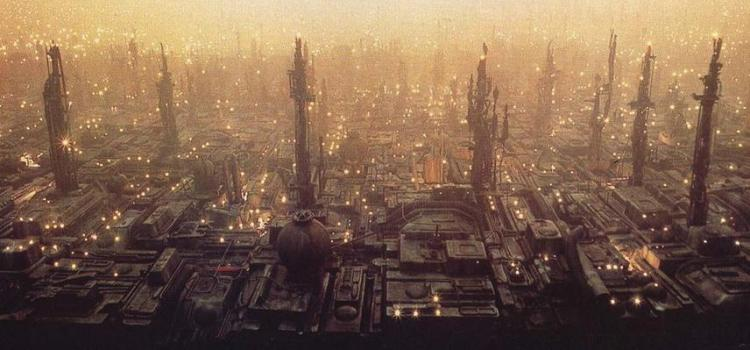 How well do the settings for Sci Fi classics match with reality?