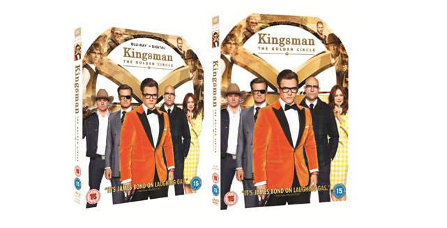 Kingsman: The Golden Circle Home Entertainment Release Details