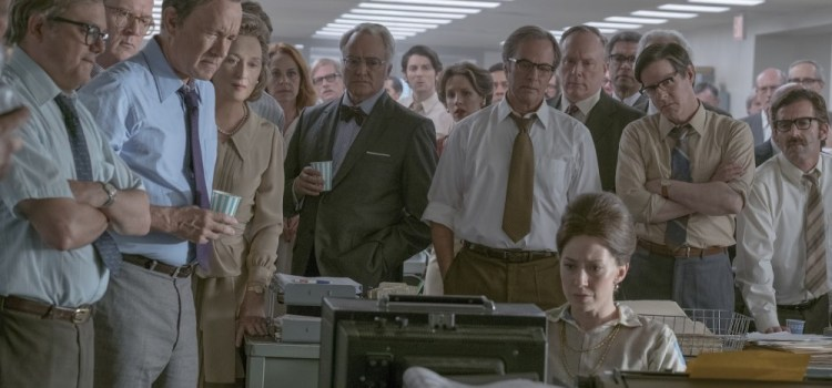 Engaging Trailer Released For Spielberg's The Post