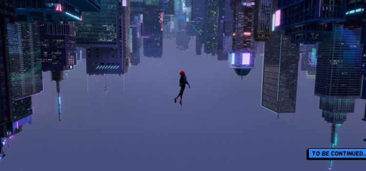 First Trailer For Spider-Man: Into The Spider-Verse Released