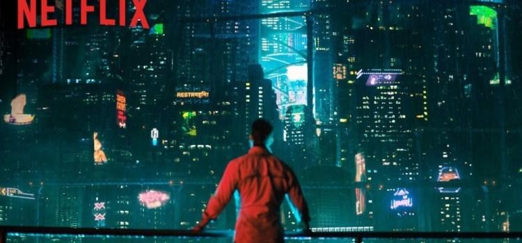 New Featurette For Netflix's Altered Carbon Arrives