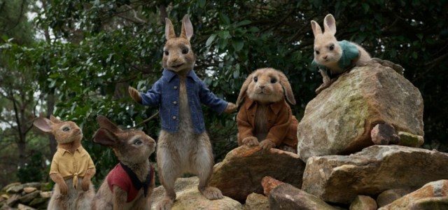 New Peter Rabbit Trailer Presents Moments Worth Paying For