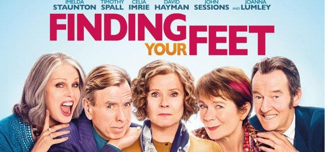 Celia Imrie Stars In Finding Your Feet Trailer