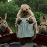 Sia Stars As Mrs Tiggy-Winkle In New Peter Rabbit Clip