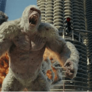 Rampage Second Trailer Unveiled By Warner Bros