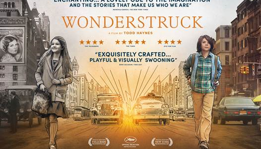 New Poster And Trailer Arrive For Wonderstruck