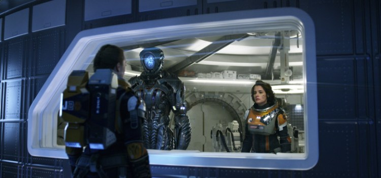 Review of Lost in Space (2018) Episodes 5 and 6