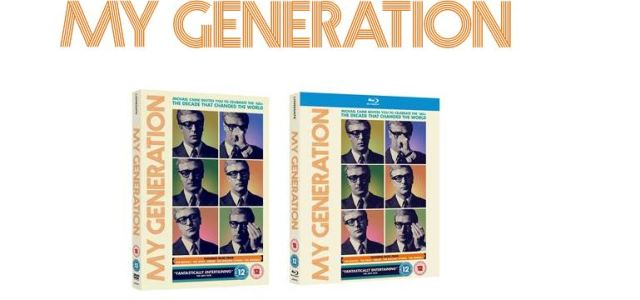 My Generation Home Entertainment Release Details