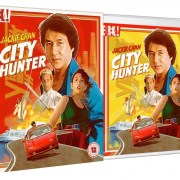 Jackie Chan's Stylish Action-comedy Extravaganza, CITY HUNTER to be Released on Blu-ray.