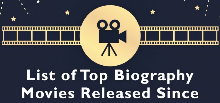 List of Top Biography Movies Released Since 2000