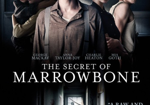 """""""THE SECRET OF MARROWBONE"""" is Out on DVD & Available for Digital Download This November"""