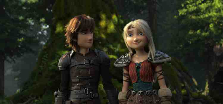 """""""HOW TO TRAIN YOUR DRAGON: THE HIDDEN WORLD"""" IN UK CINEMAS 1ST FEBRUARY, 2019"""