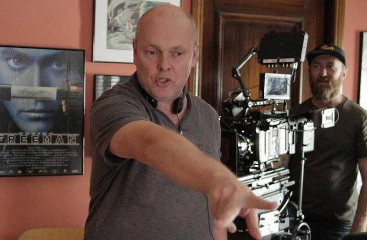 Interview With Julian Richards, Director of REBORN & DADDY'S GIRL