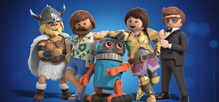 First Look Image Revealed for PLAYMOBIL: THE MOVIE