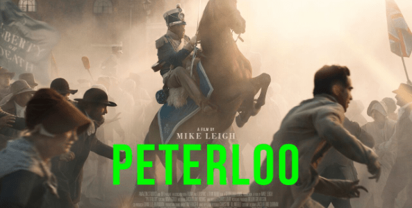 Peterloo Coming To Cinemas November 2 2018