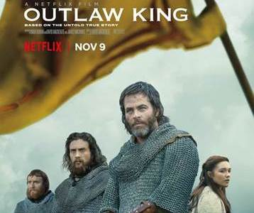 OUTLAW KING will open in select cinemas and launch globally on Netflix November 9, 2018