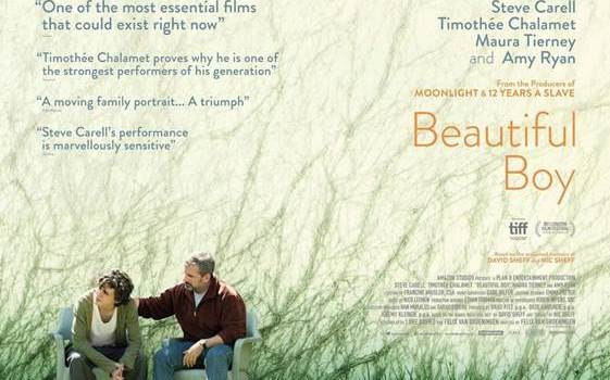 BEAUTIFUL BOY in Cinemas on January 18 2019