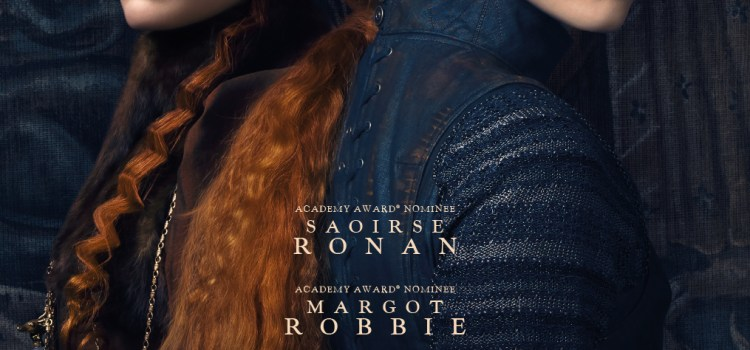 Mary Queen of Scots To Be Released in Cinemas 18th January 2019