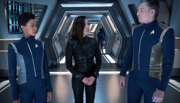 Highly Anticipated 2nd Season of the Series STAR TREK: DISCOVERY will Launch on Friday, 18th January, 2019
