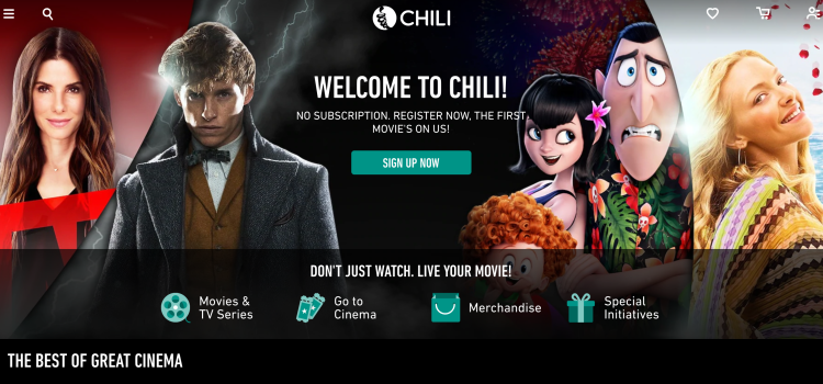 The Top Must-Watch Movies on Chili