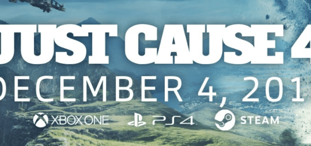 """JUST CAUSE 4 DEEP DIVE"" TRAILER OUT NOW"
