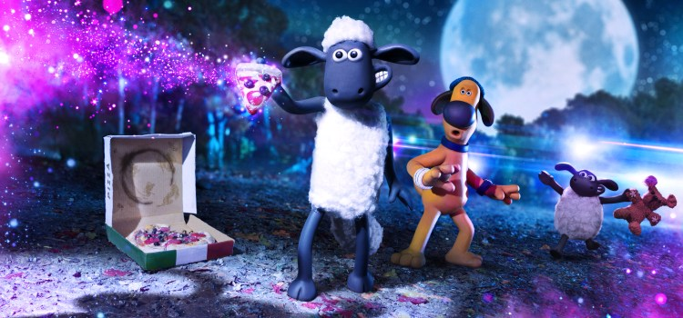 BESPOKE FIRST LOOK TEASER TRAILER, IMAGE AND POSTER RELEASED FOR SHAUN THE SHEEP MOVIE: FARMAGEDDON.