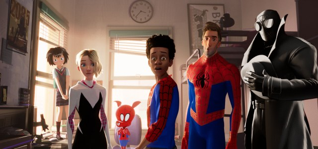 SPIDER-MAN™: INTO THE SPIDER-VERSE SEE IT FIRST THIS WEEKEND