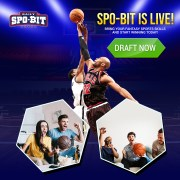 Spo-Bit, Fantasy Sports, Made for Winners, is now LIVE!