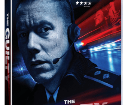 THE GUILTY AVAILABLE ON DIGITAL HD ON 28th JANUARY AND DVD ON 25th FEBUARY 2019